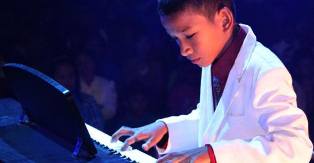 Pianis Cilik Asal Ende, Bakal Berlaga dalam Festival Internasional di California