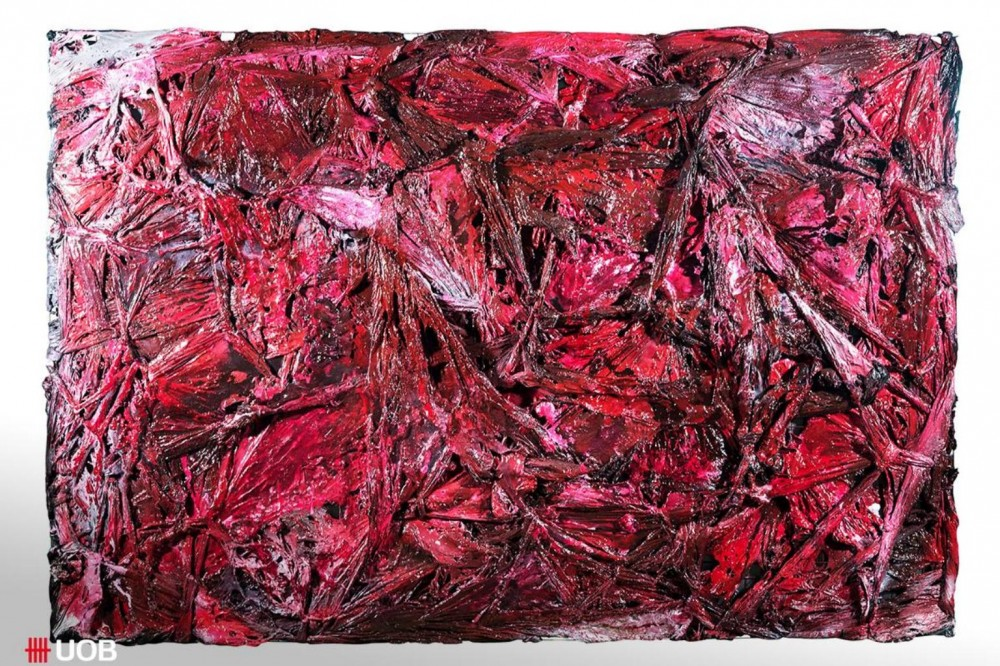 Seniman Asal Madura Menangi UOB Southeast Asian Painting