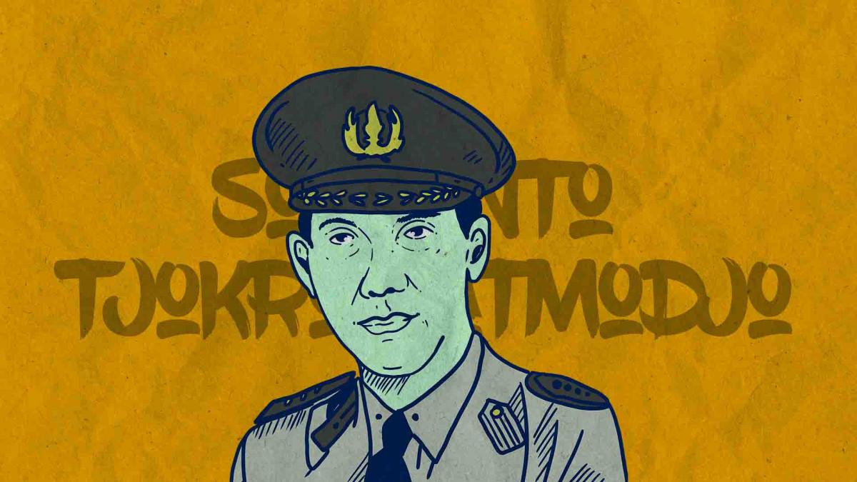 Soekanto Tjokrodiatmodjo, Kapolri Pertama Peletak Dasar Struktur Kepolisian