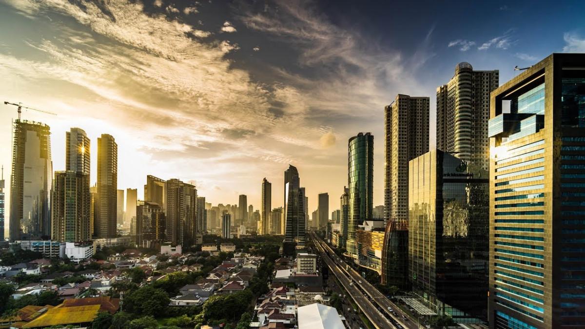 GDP Tembus 1,02 Triliun Dolar AS, Indonesia Jadi Raja Ekonomi ASEAN