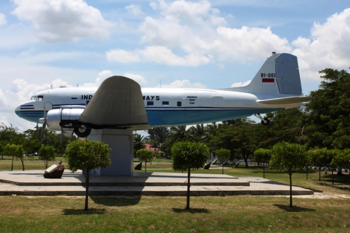 Kisah Warga Aceh Patungan Beli Pesawat Pertama untuk NKRI