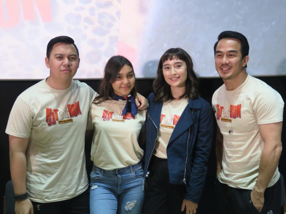 Film Indonesia ini Masuk 10 Besar Nominasi Film Laga di China