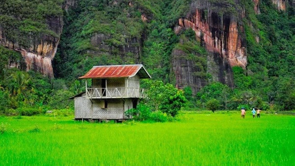 Miliki Suasana Unik dan Khas, Inilah 10 Desa Terindah di Dunia