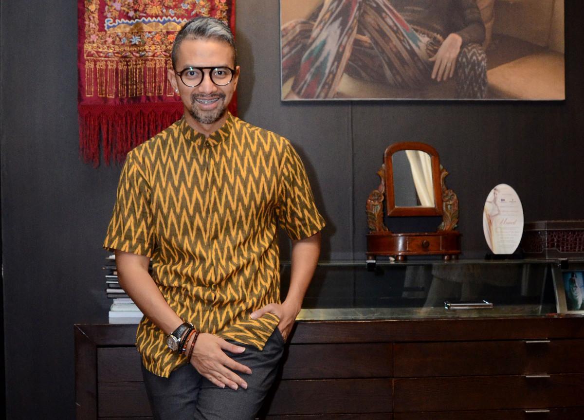 """Didiet Maulana, Sosok di Balik IKAT Indonesia dan """"Goodie Bag"""" Grammy Award ke-58"""