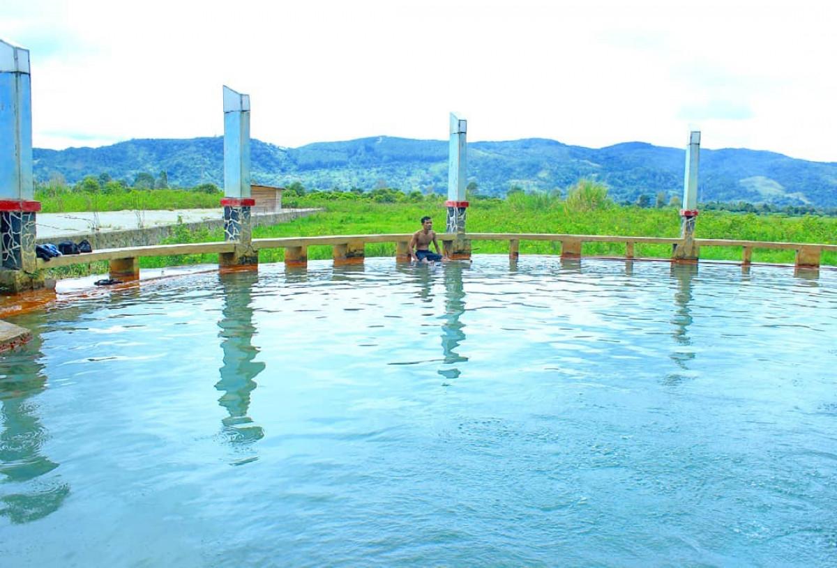 Pemandian Air Soda Hanya Ada Dua Di Dunia Salah Satunya Di Indonesia