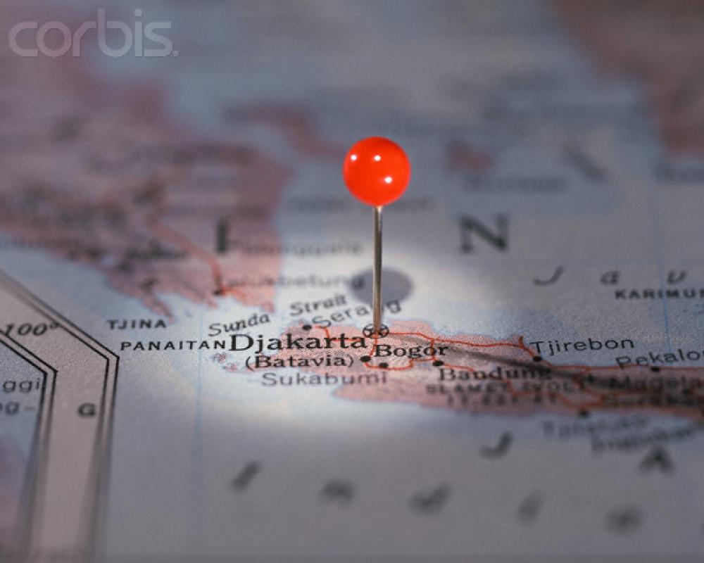Diplomatic Zone in Jakarta