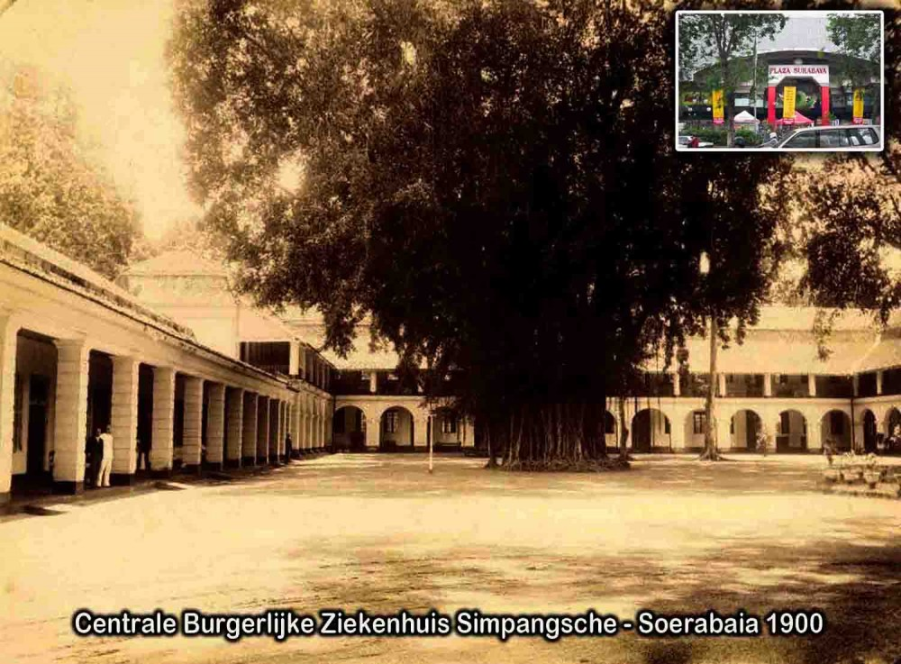 Rumah Sakit Simpang, Sudah Runtuh Tapi Tetap Dikenang