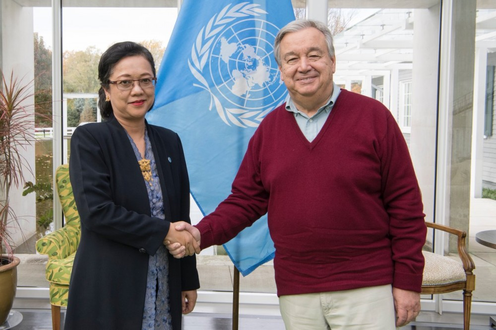 Kiprah Terbaru Kepemimpinan Perempuan Indonesia di Perserikatan Bangsa-Bangsa