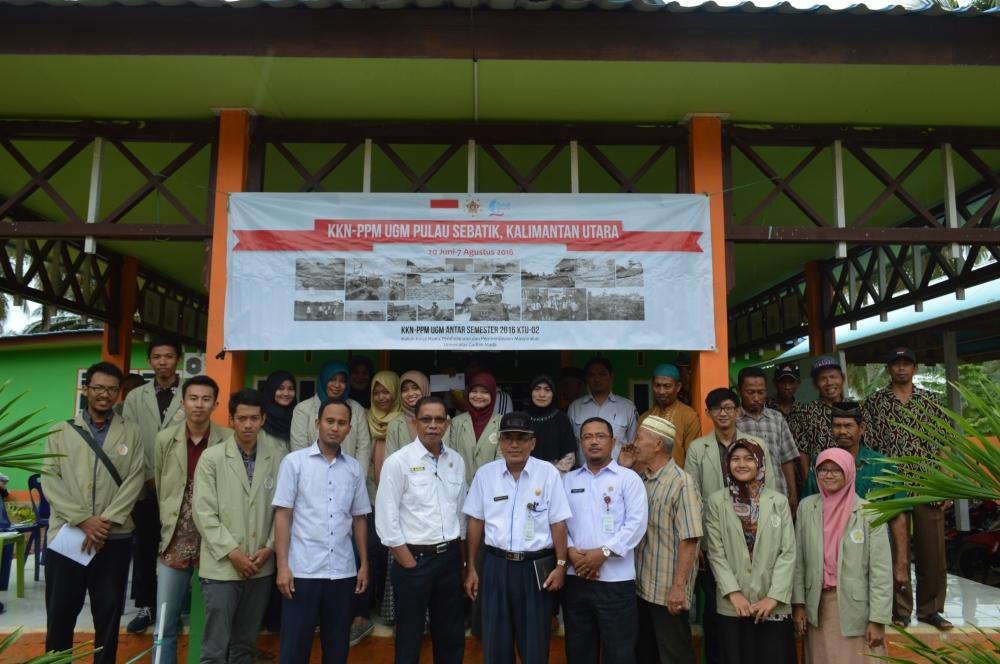 Rapat Pelaksanaan Perencanaan Program KKN-PPM UGM Kalimantan Utara 2016