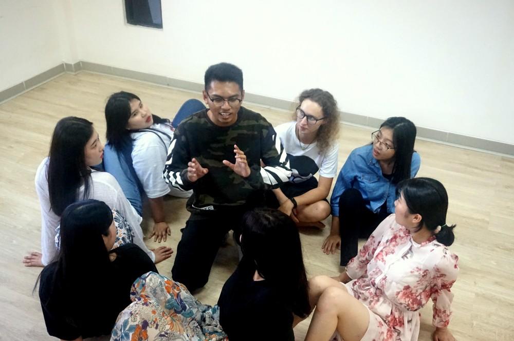Mahasiswa Indonesia dan Korea Ikuti Camp untuk Mendorong Inovasi di bidang Turisme Batam