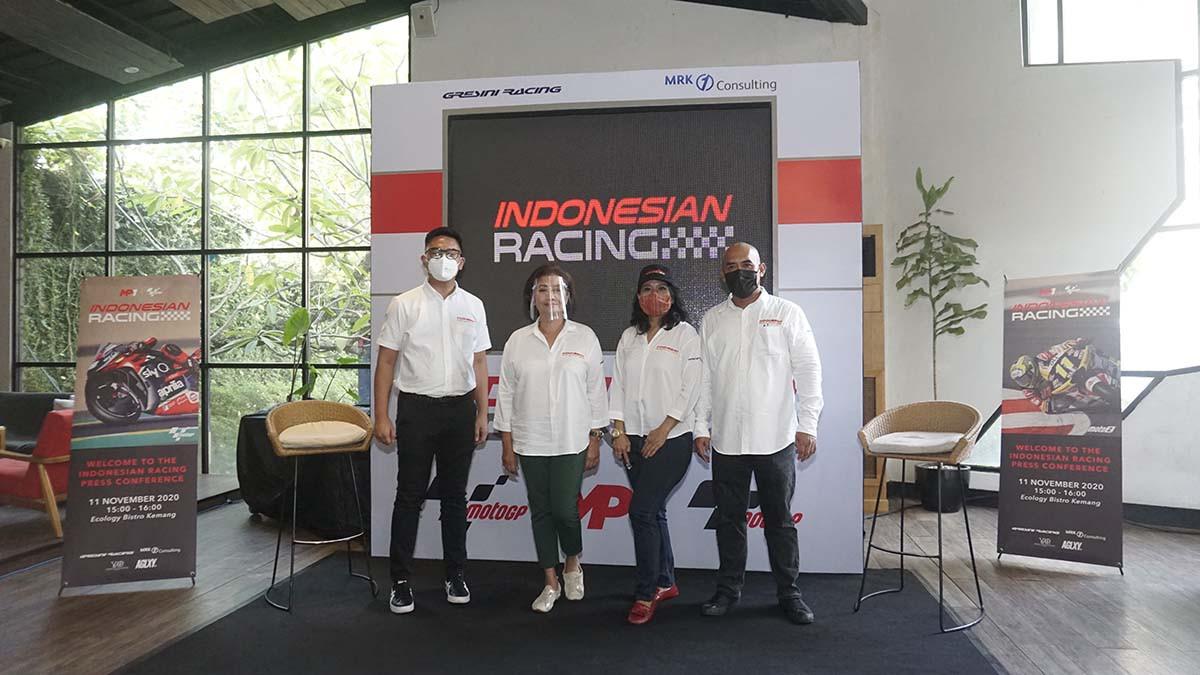 Melalui MP1, Indonesian Racing akan Debut di MotoGP 2021