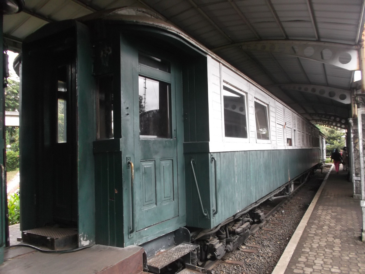 Kisah Rombongan Presiden Soekarno Menuju Yogyakarta dengan Kereta Luar Biasa