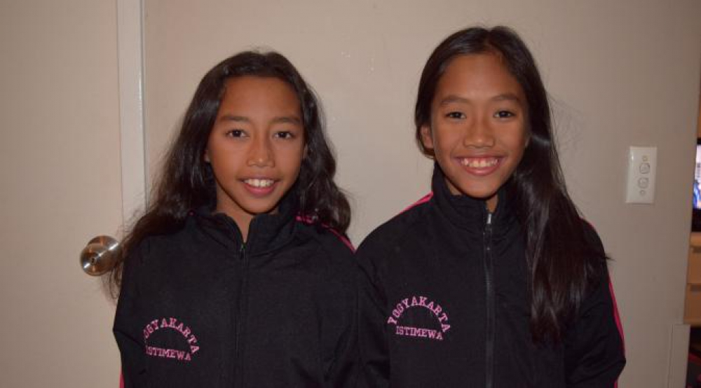 Dua Perenang Cilik asal Yogyakarta Raih Medali Emas di Australia