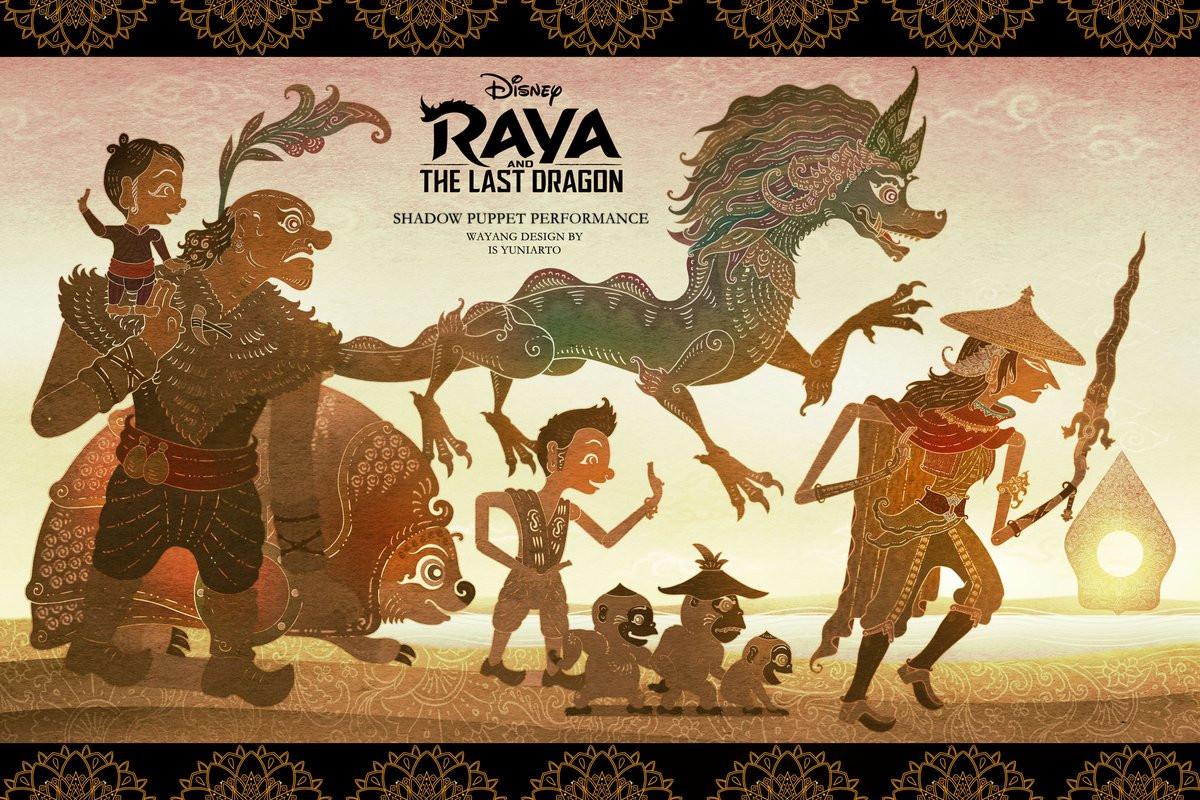 Mengenal Yuniarto, Desainer Wayang di Film ''Raya and The Last Dragon Shadow Puppet''