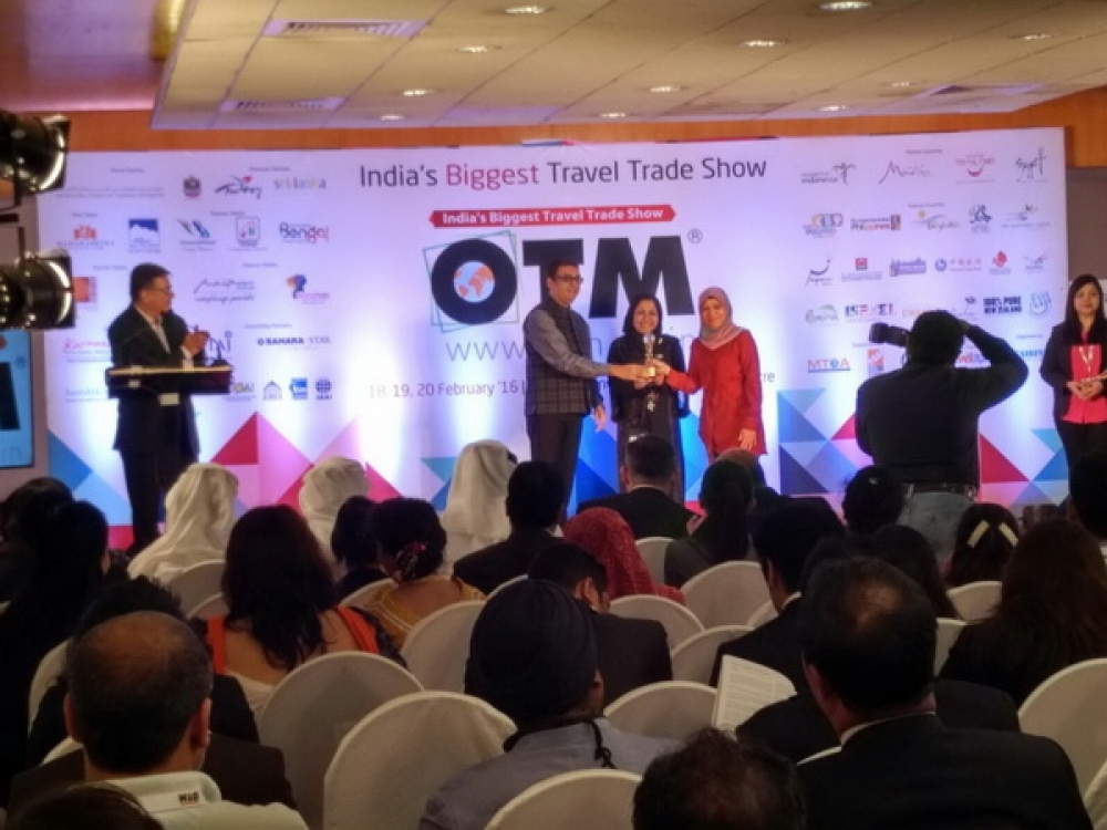 Wonderful Indonesia Juara di OTM Mumbai