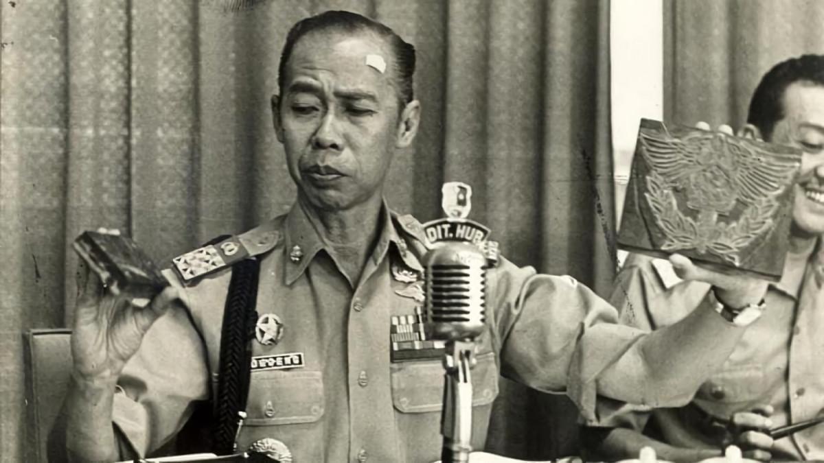 Kasus Sum Kuning dan Bukti Integritas Jenderal Hoegeng