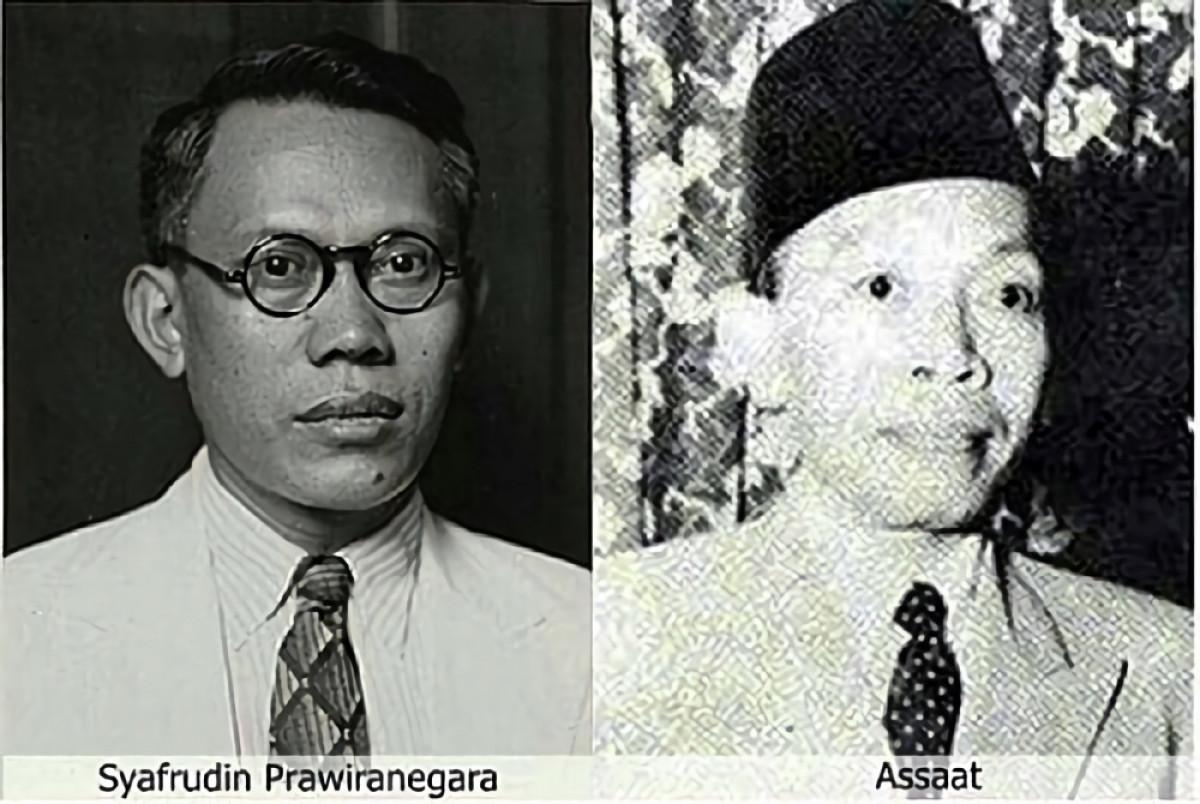 Kisah Dua Presiden Indonesia yang Terlupakan Sejarah, Bahkan Dicap Pemberontak