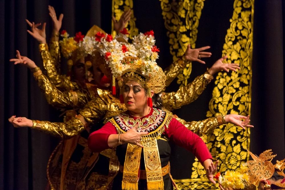 Masyarakat Belanda Apresiasi Budaya Bali Lewat Festival Sangasari