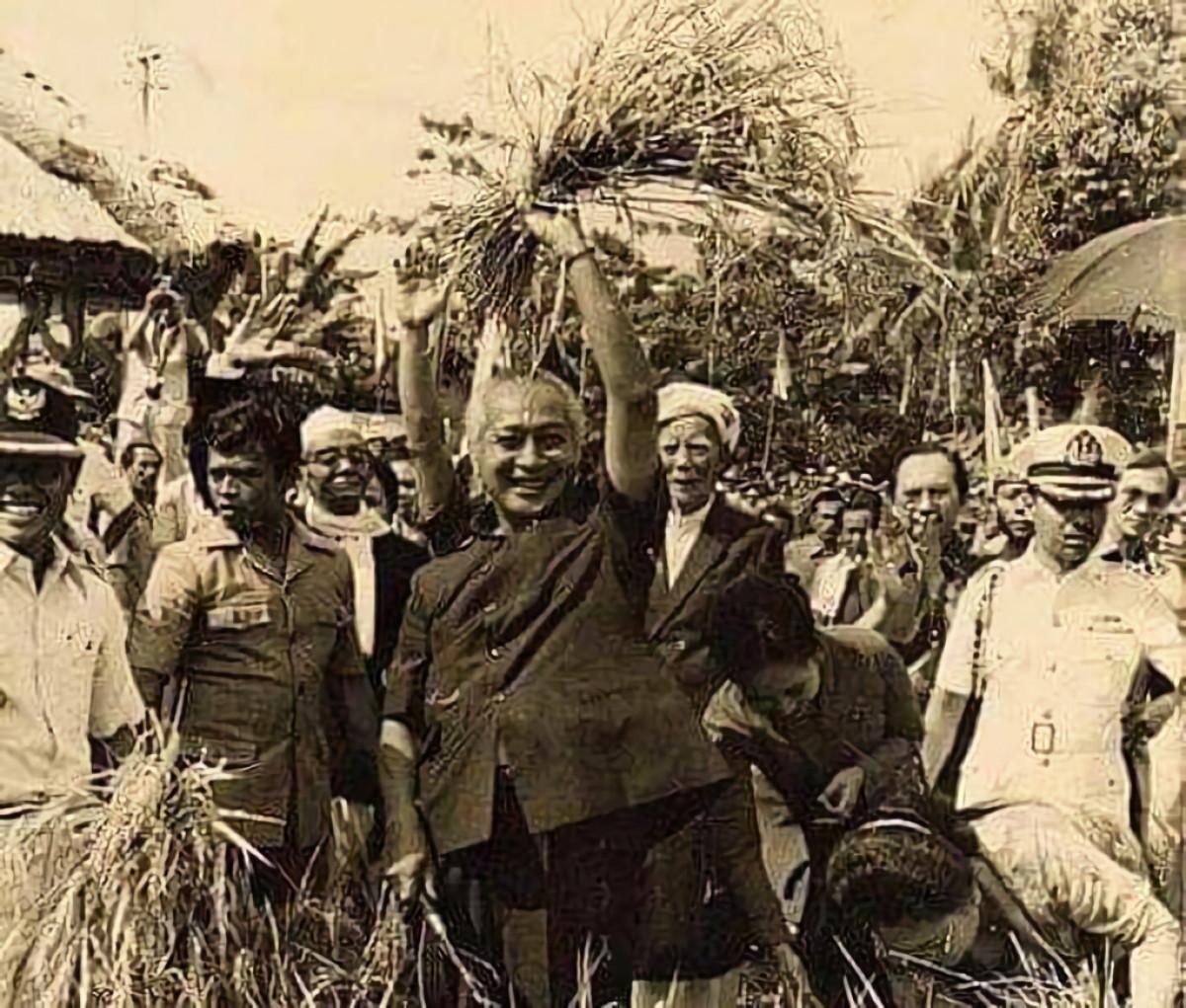 Kelompencapir, Ketika Soeharto Bertemu Petani dalam Program TV