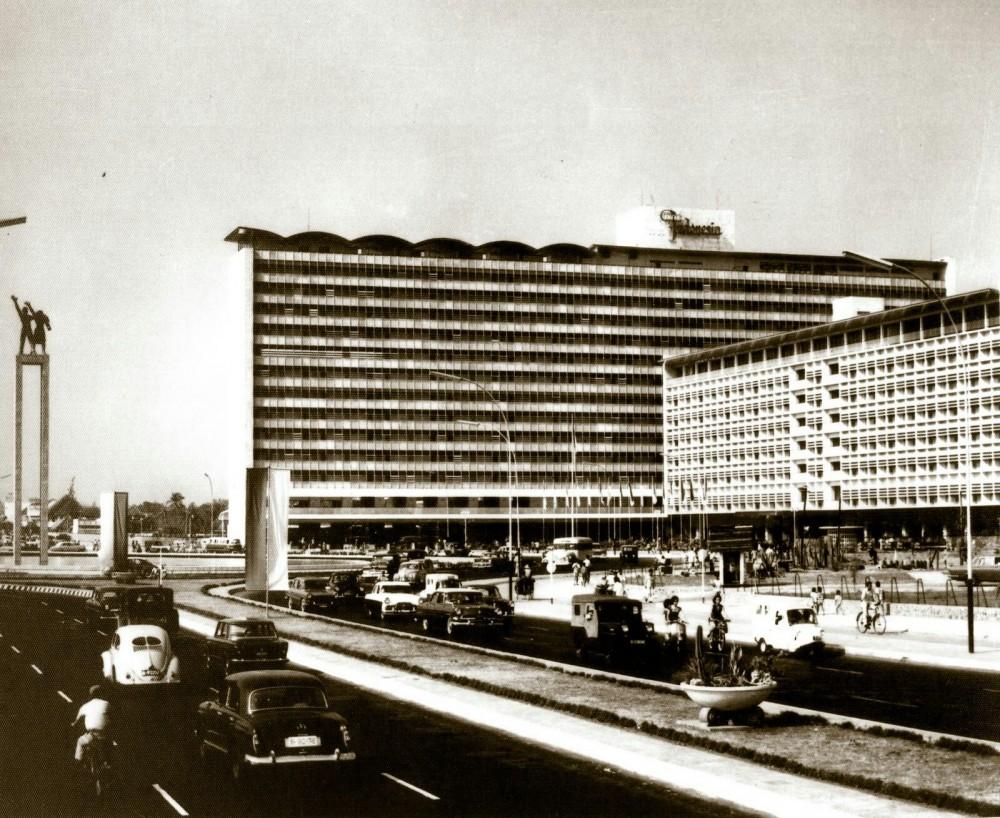Hotel Indonesia, Hotel Bintang Lima Pertama di Indonesia yang Dibangun Untuk Asian Games 1962