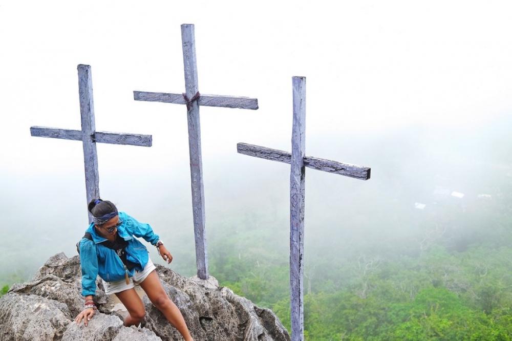 Fakta Tersembunyi di Balik Curamnya Gunung Fatule'u