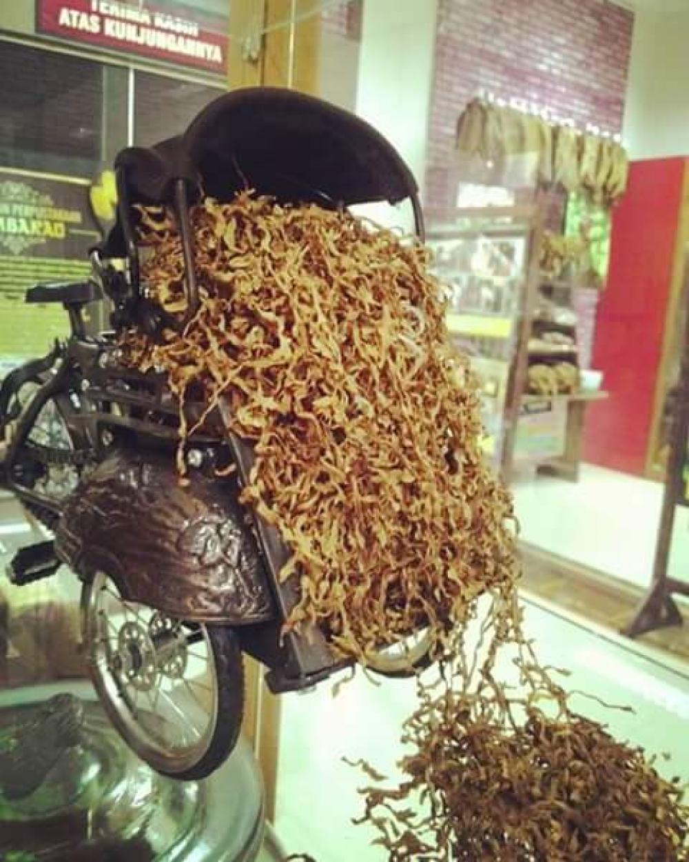 Asyiknya Berkunjung ke Museum Tembakau di Jember
