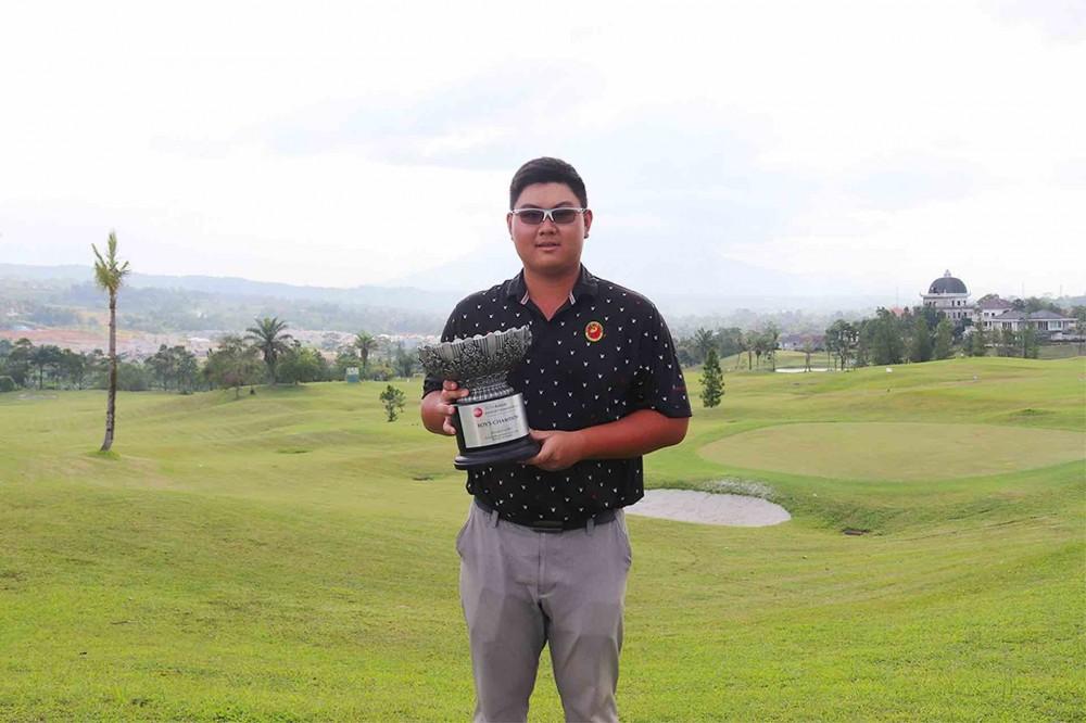 Ciputra Golfpreneur Junior World 2019 Dimenangi Oleh....