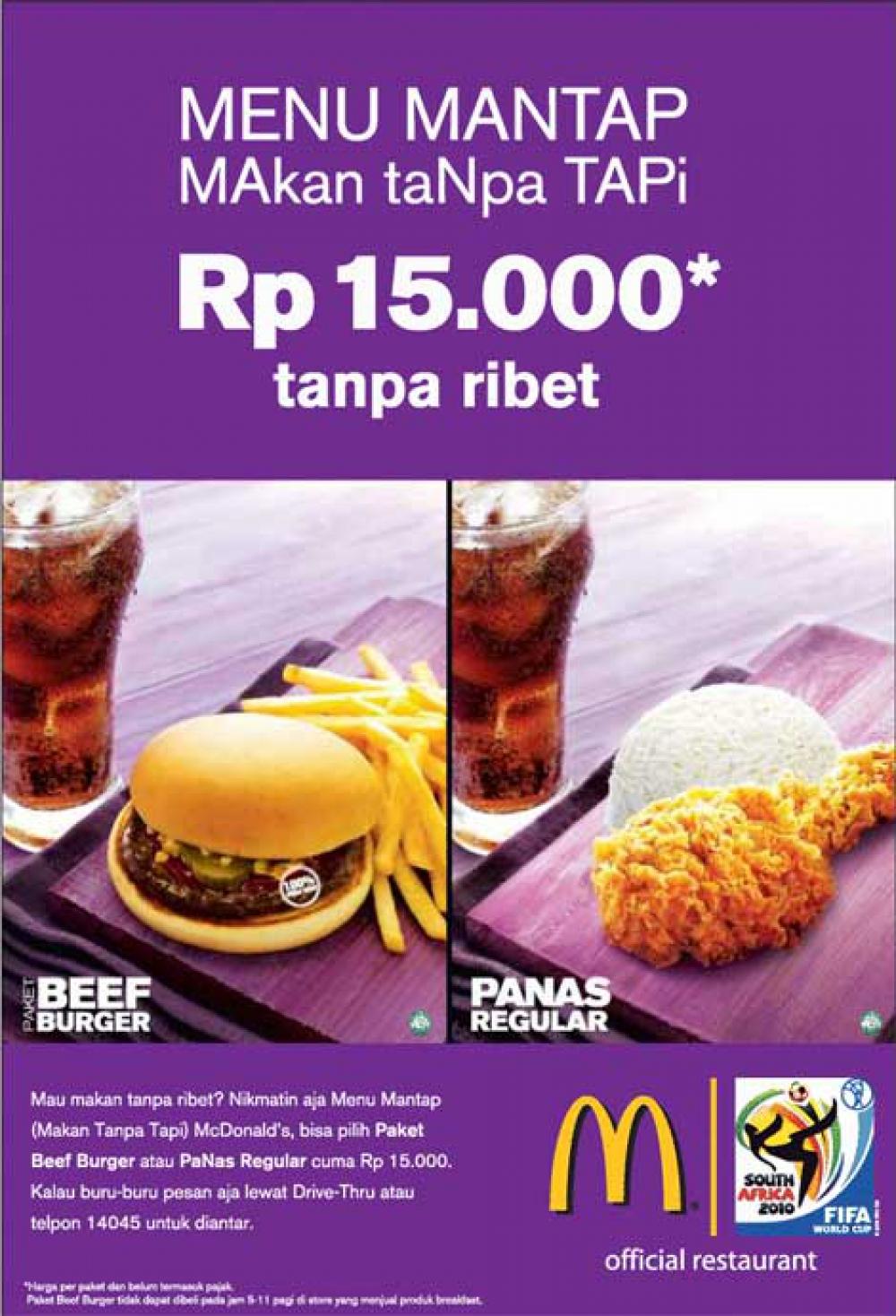 Feel Indonesia in Various Global Brands