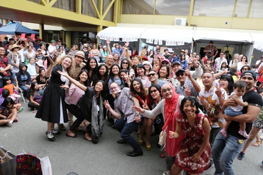 Festival Indonesia Jadi Ikon Budaya di Australia