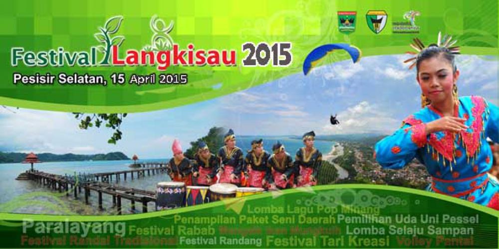 Festival Langkisau dan Pesisir Selatan