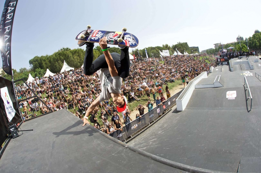 Indonesia Juara di Ajang Extreme Sport Dunia