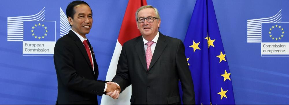 Indonesia Menjadi Negara Pertama yang Mendapatkan Lisensi FLEGT Eropa