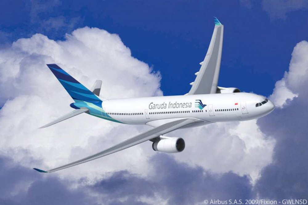Fly higher, Garuda Indonesia