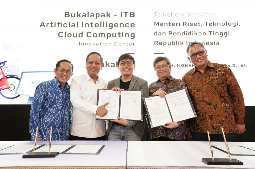 Indonesia Kini Miliki Pusat Inovasi Kecerdasan Buatan!