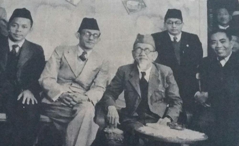 Kisah K.H. Agus Salim dan Diplomasi Pertama RI Tahun 1947 Diangkat ...