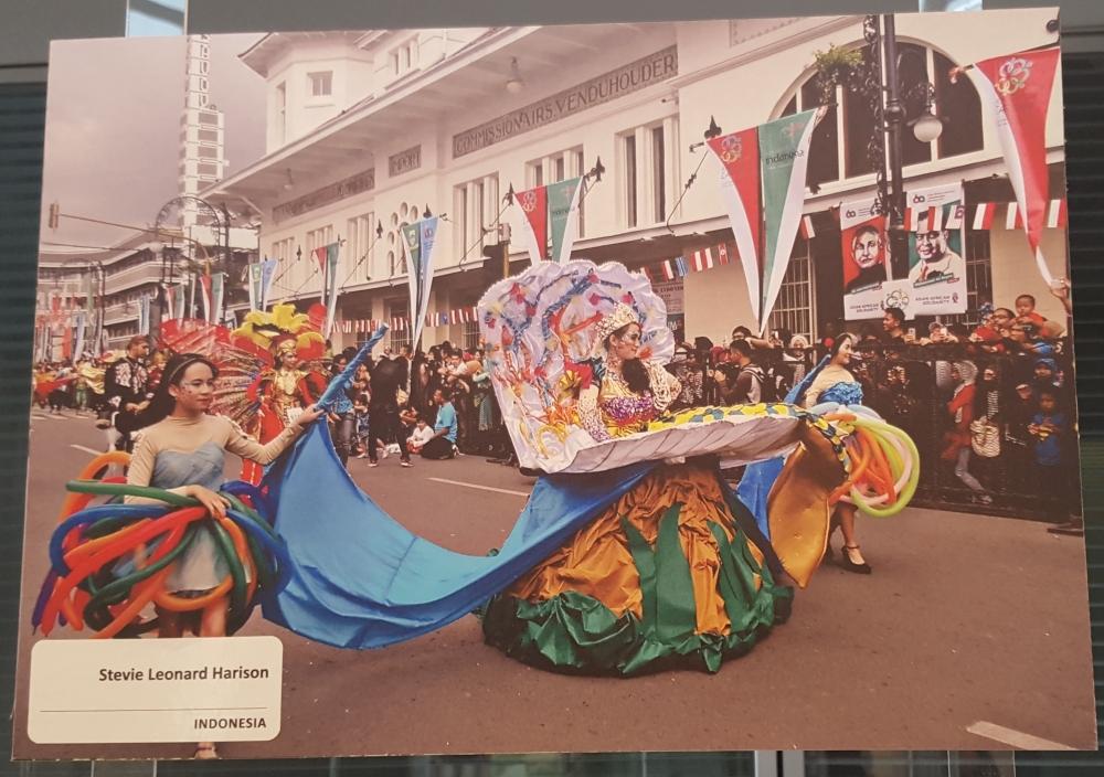 Foto Pemuda Bandung ini Tampil di Pameran Foto Forum Aliansi Peradaban PBB 2016