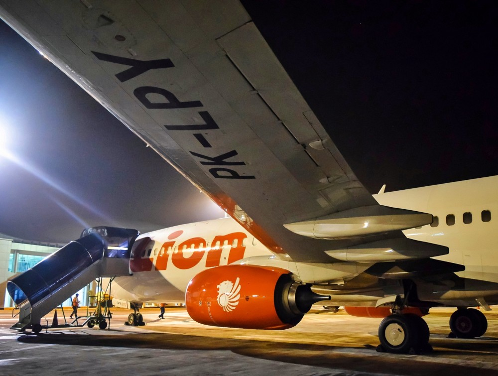 Ketepatan Waktu Lion Air Naik Jadi 85,97%