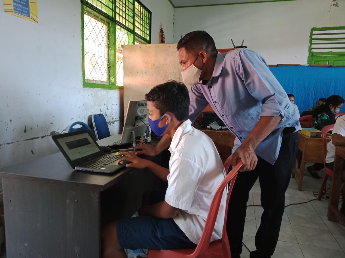 Ketika Teknologi Mempermudah Pembelajaran Daring di Berbagai Penjuru Daerah Indonesia
