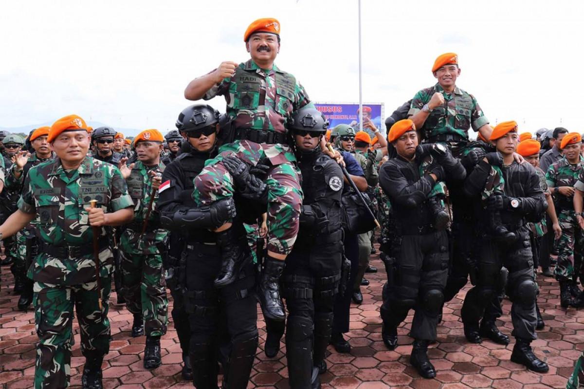 Menakar Kekuatan Militer Indonesia di Tahun 2021