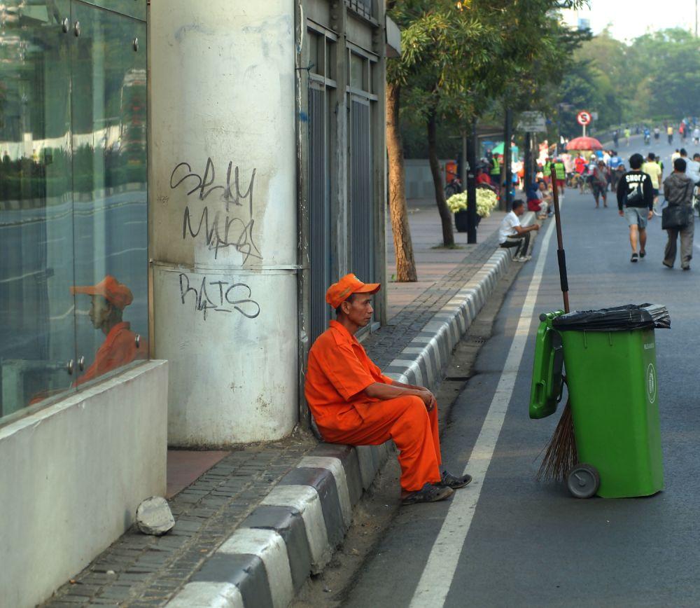 Indonesia dikeabadian