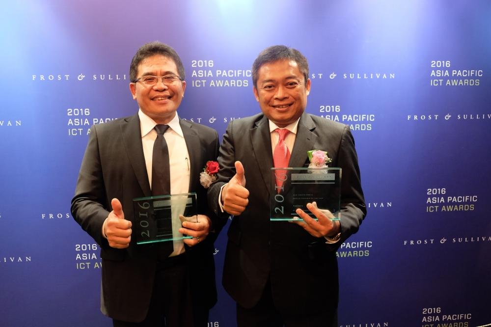 Dua Penghargaan ICT Tingkat Asia Pasifik Diraih BUMN ini