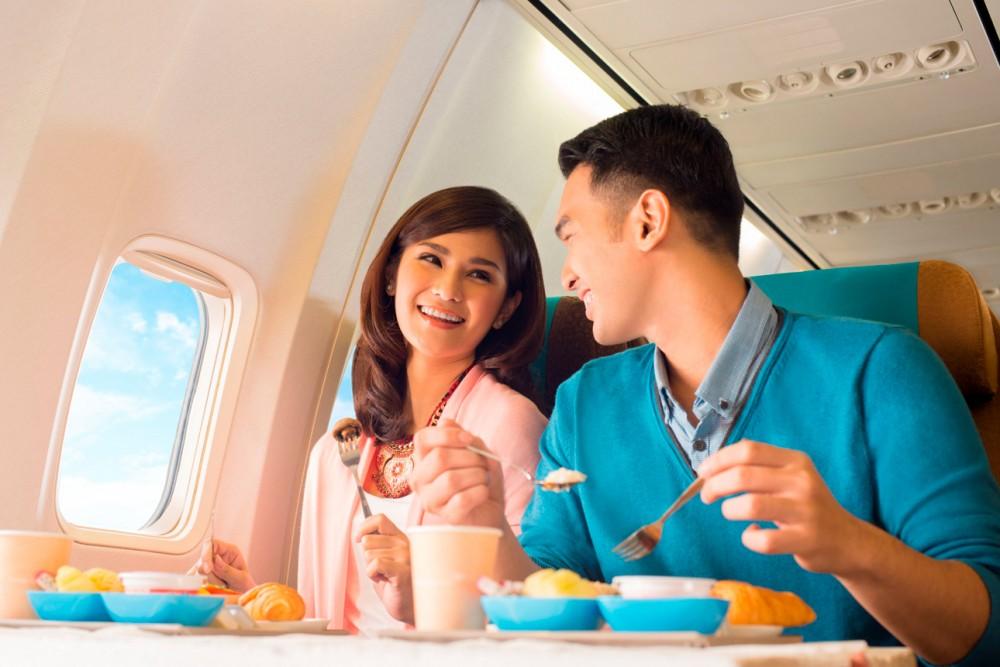 2 Maskapai Indonesia Raih Predikat Terbaik Pengalaman Penumpang Versi APEX