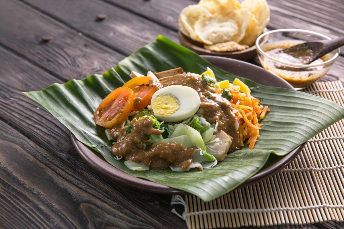 Deretan Masakan Indonesia yang Ramah Vegan