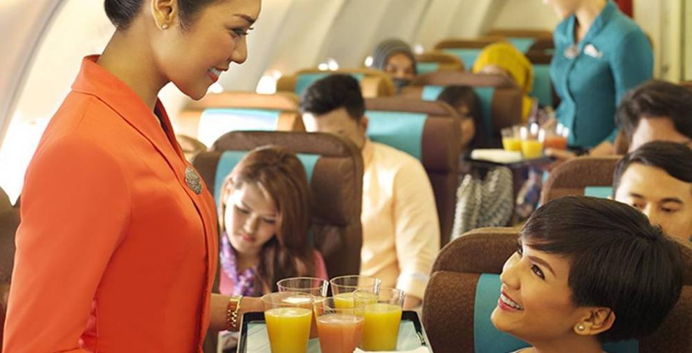 Penerbangan Indonesia Bakal Masuk 10 Besar Dunia di Tahun 2020