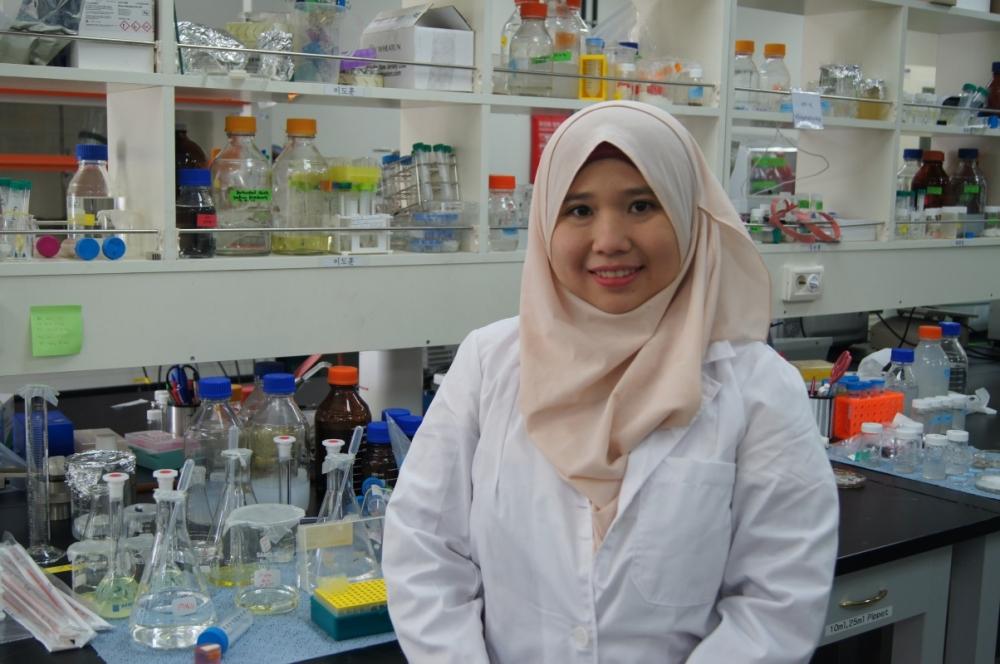 Terinspirasi Hewan Tunicate, Mahasiswi Indonesia di Korea Temukan Obat Alami Atasi Gigi Sensitif
