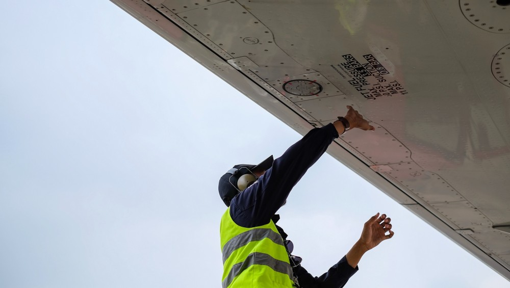 Garuda Maintenance Facility Bakal Bangun Bengkel Pesawat di Papua
