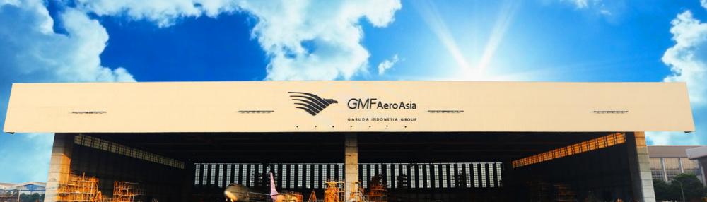 GMF Resmikan Hanggar Terbesar di Dunia Buatan Anak Bangsa