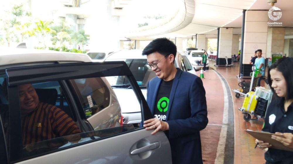 Bertambah Lagi Opsi Angkutan Daring di Bandara Soekarno-Hatta