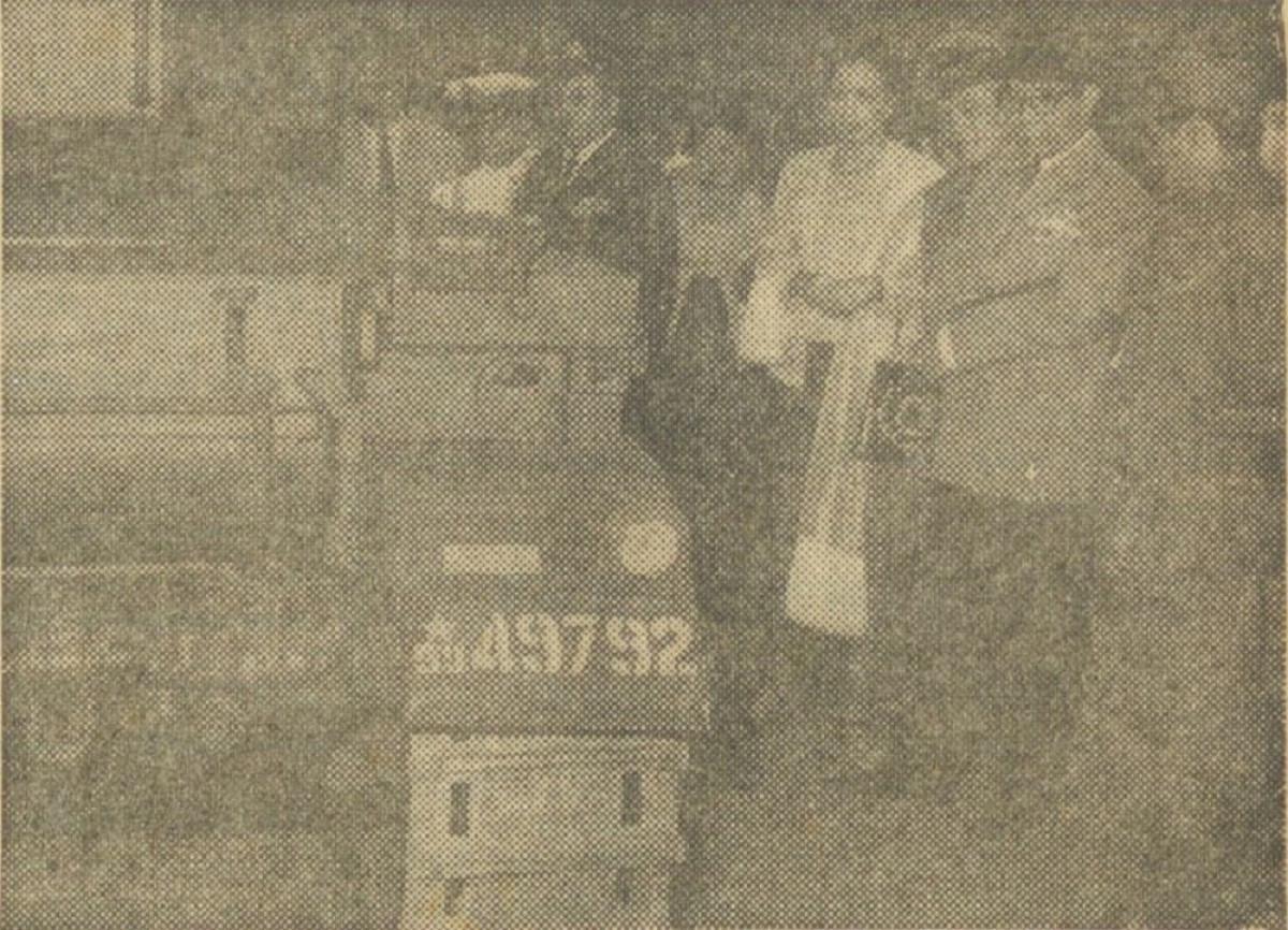 Sejarah Hari Ini (25 Oktober 1960) - Pameran Alutsista di Lapangan Banteng