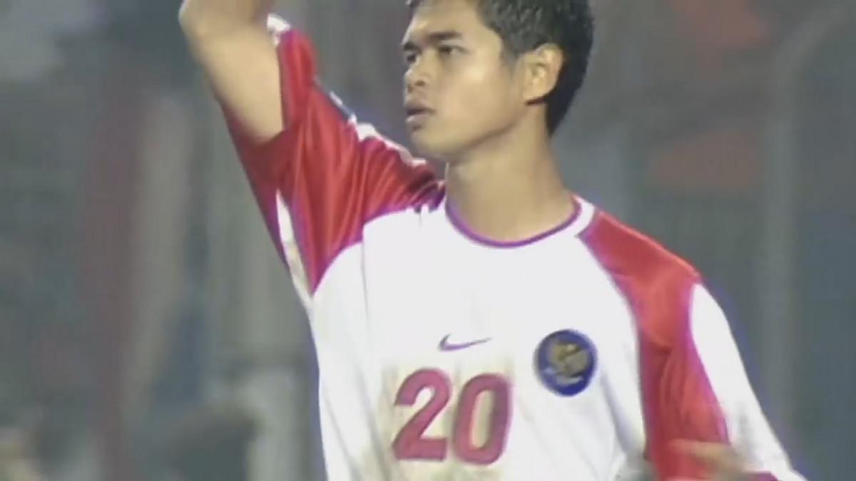 Sejarah Hari Ini (23 Desember 2002) - Pesta Gol Timnas Indonesia ke Gawang Filipina